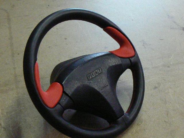Fiat Barchetta - volant